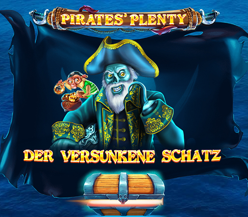 Mit Pirates' Plenty auf Schatzsuche durch die Weltmeere